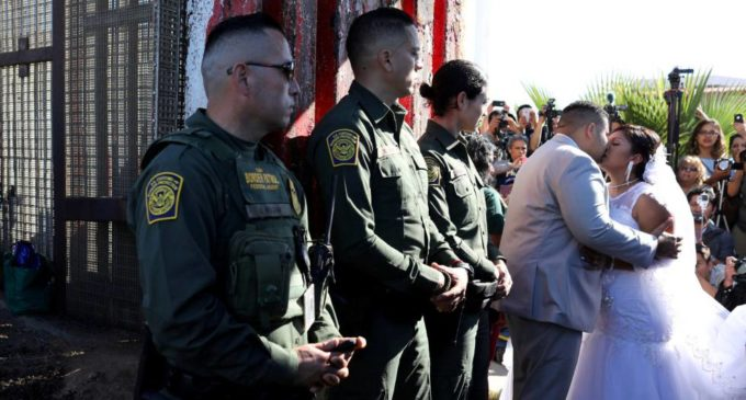 El amor que fue más allá de las fronteras entre México y EEUU