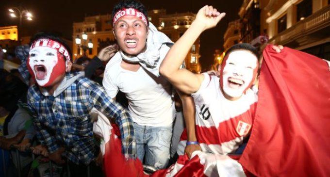 Anuncian feriado nacional en Perú si logran ir al Mundial
