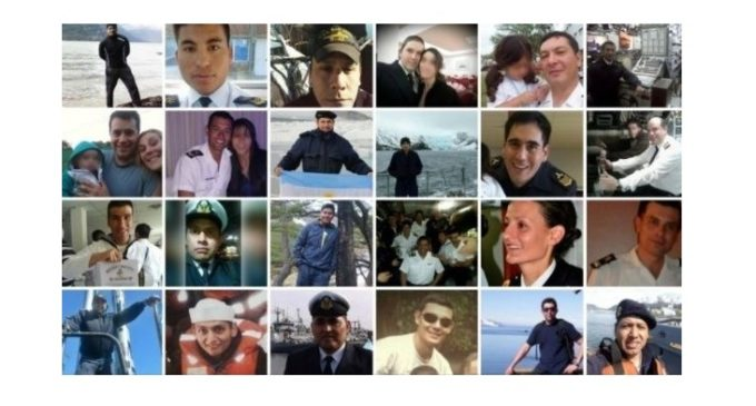 Conocé un poco de cada uno de los 44 tripulantes del desaparecido submarino ARA San Juan