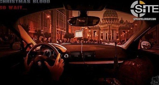 Estado Islámico insta a seguidores a atacar el Vaticano en estas fiestas