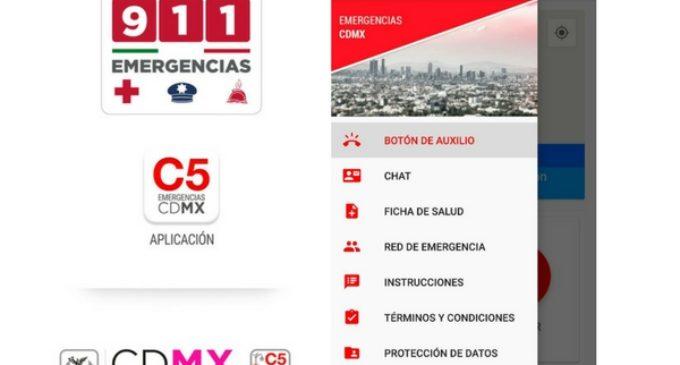 México incluye alerta sísmica en app de Emergencias 911