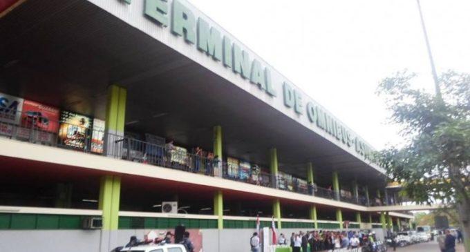 Junta aprobó intervención en Terminal de Ómnibus de Asunción