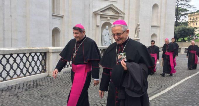 "Papa Francisco sobre la Virgen de Caacupé: ""Tesoro del Paraguay"""
