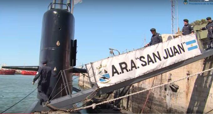 Ya no rescatarán al ARA San Juan