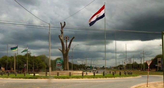 Anuncian lluvias y tormentas para varios puntos de la Región Oriental y Chaco