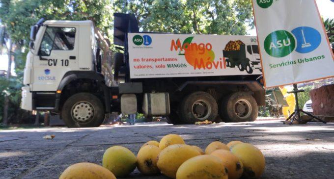 El Mango Móvil ya recorre las calles de Asunción