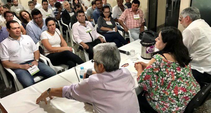 Frente Guasu organiza trabajos de coordinación interna con miras a las elecciones generales
