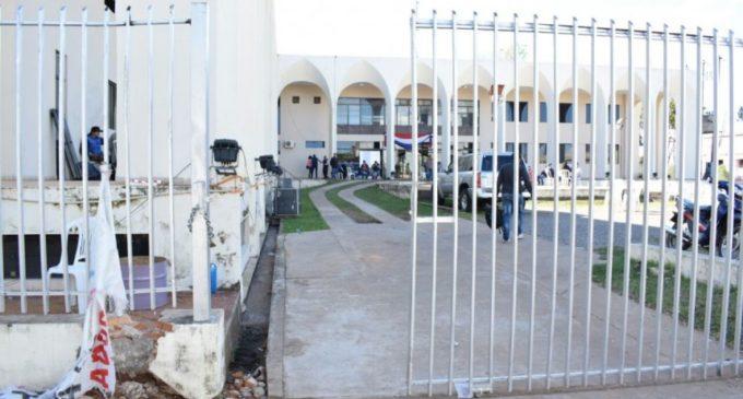 Funcionarios de la Gobernación del Guairá fueron convocados a una oficina paralela para trabajar
