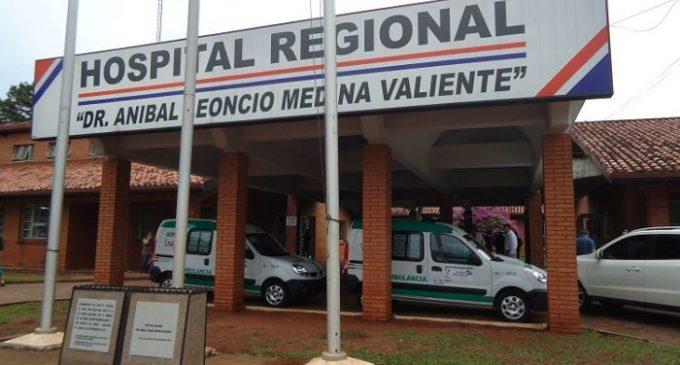 Niegan 'estado de insolvencia' en Hospital Regional de Pedro Juan Caballero