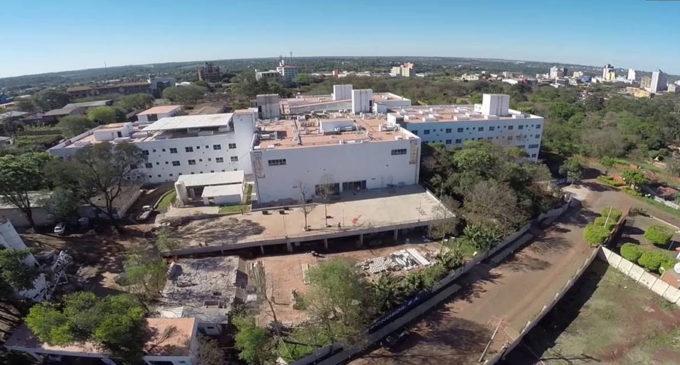 Hoy será inaugurada nueva sede de Hospital del IPS en Ciudad del Este