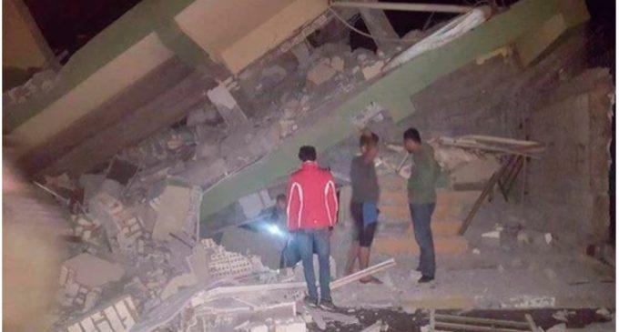 Ya son más de 400 muertos tras terremoto de 7,2 grados en la frontera entre Irán e Irak