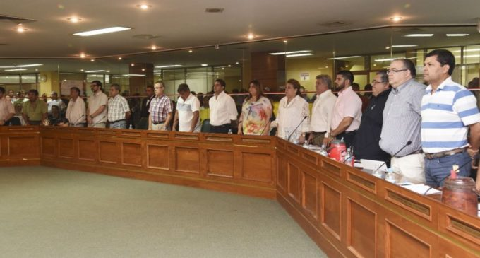 Junta Municipal aprobó aumento de US$ 96 millones en presupuesto solo para salarios