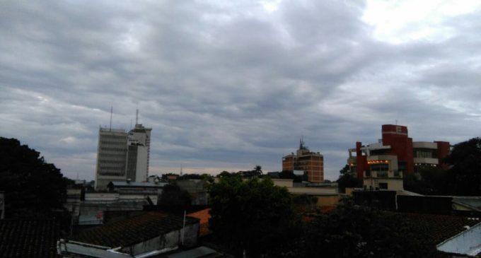 Anuncian lluvias dispersas para gran parte del país
