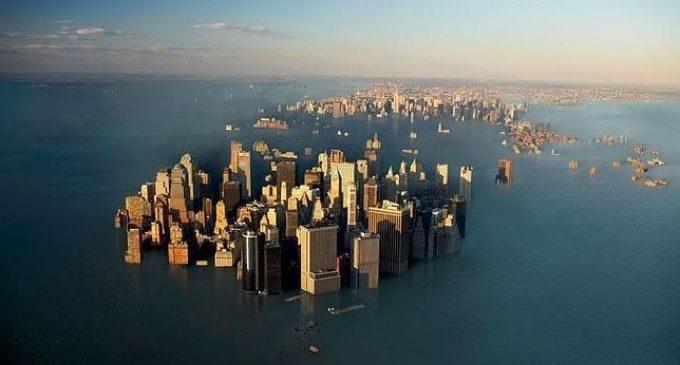 Estas ciudades se inundarán debido al derretimiento de las capas de hielo, según la NASA