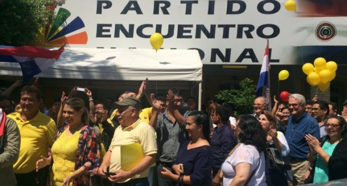Figuras conocidas y rostros nuevos presentará el Partido Encuentro Nacional en elecciones generales