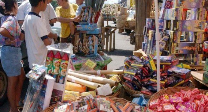 Relocalizarán a vendedores de pirotecnias del Mercado 4