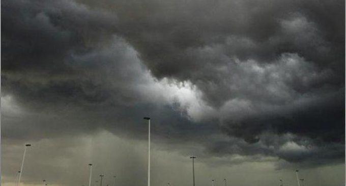 Extienden alerta meteorológica por lluvias y tormentas para 12 departamentos