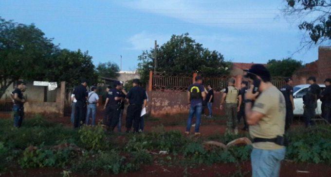 """""""Un comisario me dijo que no tenía combustible para buscar a los ladrones"""": Colonos repudian muerte en Guahory"""