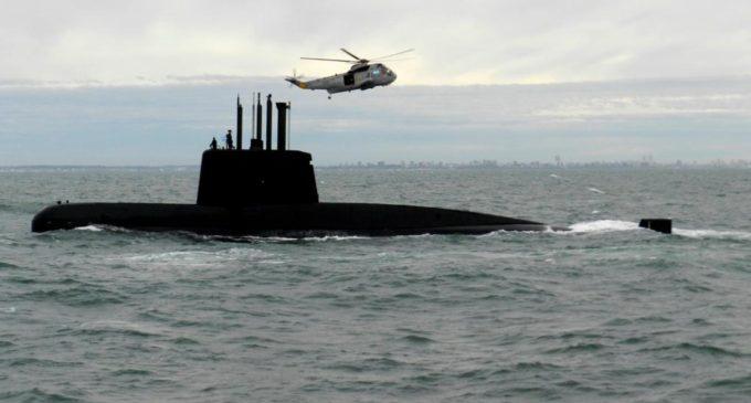 Se continúa sin rastros del submarino ARA San Juan