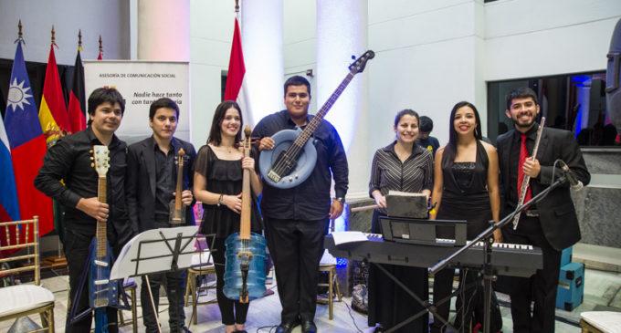 Los Sonidos de la Tierra paraguaya van a París invitados por la Unesco