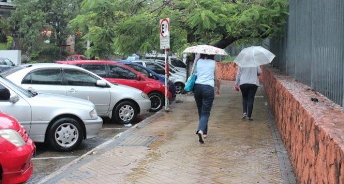 Anuncian lluvias para el centro y este de la Región Oriental