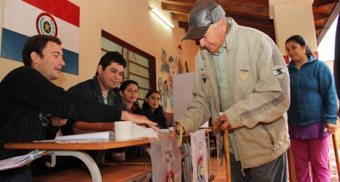 1.600.000 paraguayos se encuentran afiliados a más de un partido político