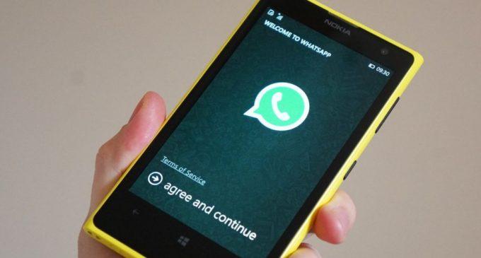 WhatsApp ya no funcionará en estos celulares desde 2018