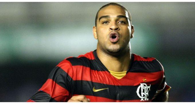 Adriano se ofrece gratis al Flamengo
