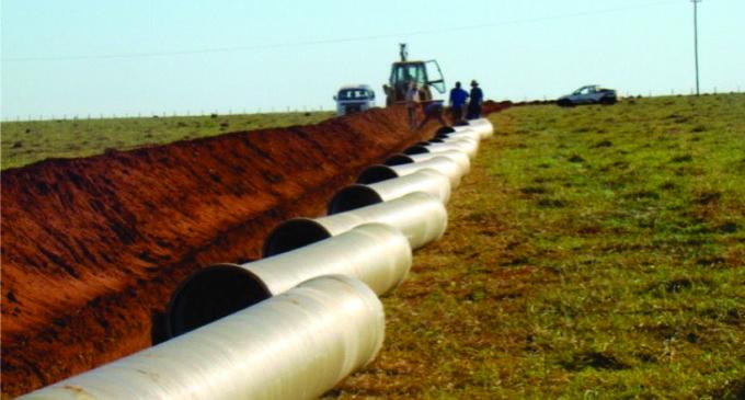 Acueducto en el Chaco: Dos etapas se estarían inaugurando el año que viene