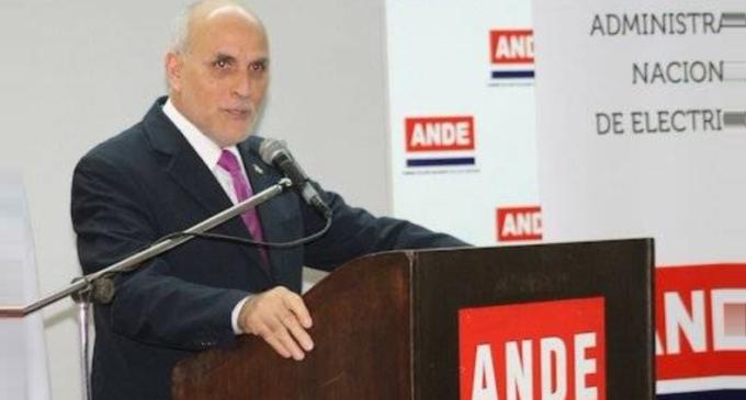 Presidente de la ANDE quiere préstamos por US$ 182 millones
