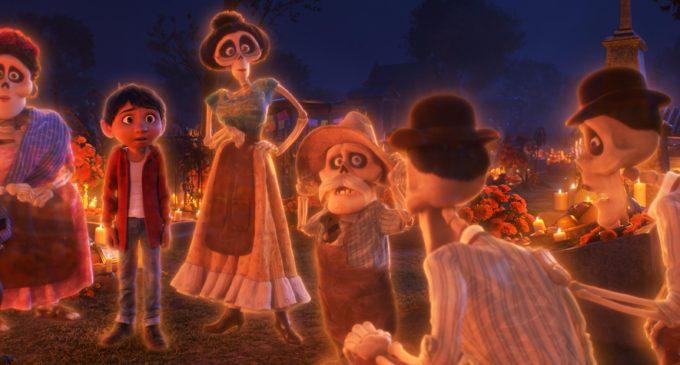 Película animada sobre el Día de los Muertos bate récords en México