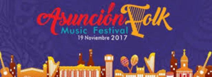 Fin de semana para disfrutar con la mejor música del mundo en el Asunción Folk