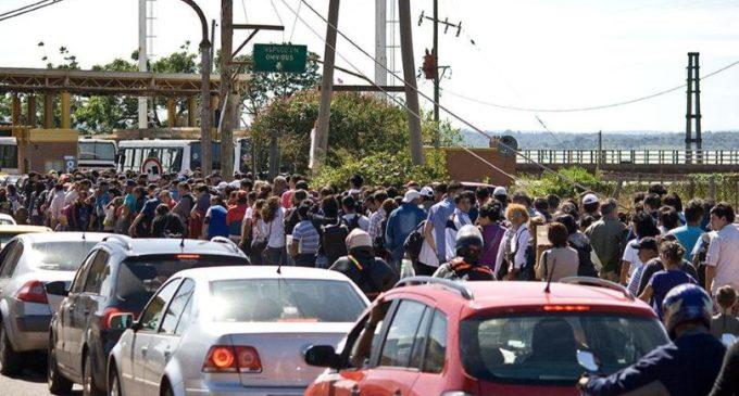 """""""Esto ya es un ensañamiento"""": Pedirán intervención de Cancillería en crisis fronteriza de Itapúa"""