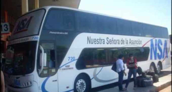 Desmienten caso de asalto y asesinato en Buenos Aires a empresa de transporte paraguaya