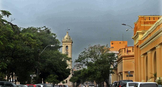 Anuncian lluvias para casi todo el país
