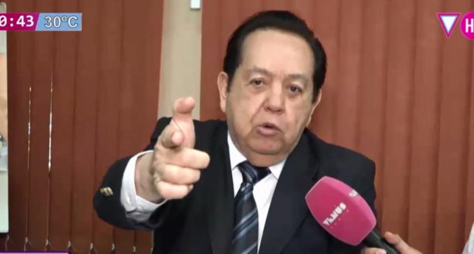 """Asesor de TSJE en contra del voto obligado: """"El ciudadano es libre de votar o no"""""""