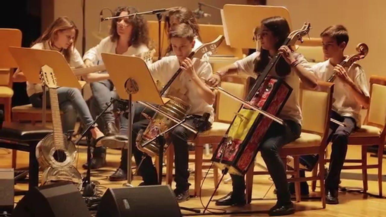 La Orquesta de Reciclados tocará en Buenos Aires
