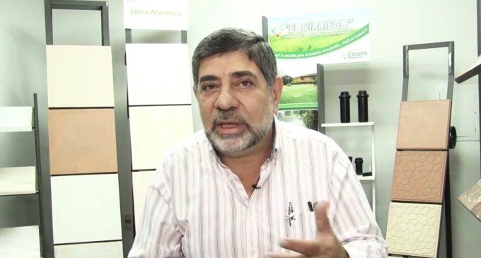 Luis Tavella se candidata a la presidencia de la UIP