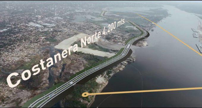 Costanera Norte inaugurarían en marzo
