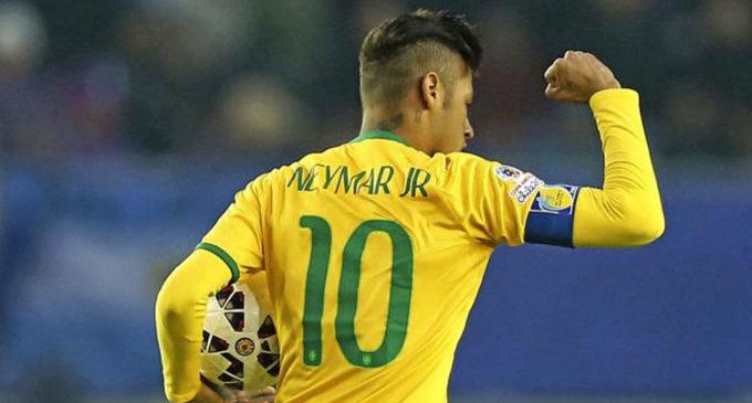 Neymar desmiente problemas en el PSG