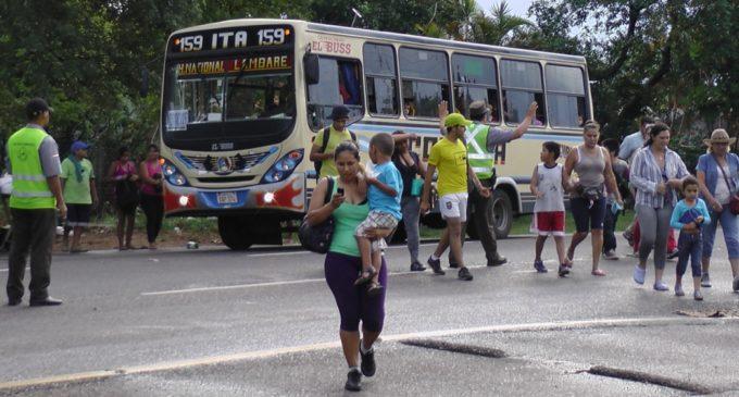 Dinatran insta a habilitar buses para el operativo Caacupé 2017