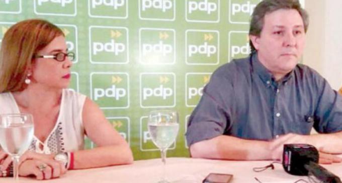 "PDP ""decepcionado"" con senadores que defendieron a González Daher"