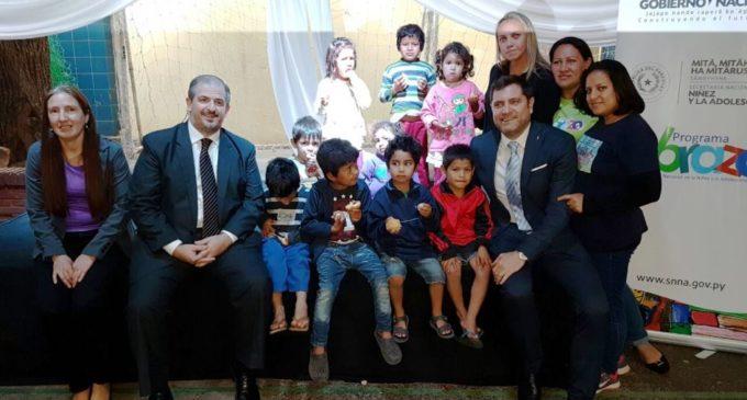 Aseguran a más de 10 mil niños