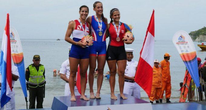 Cuatro medallas para Paraguay en los Juegos Bolivarianos
