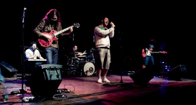 San Lorenzo rockea hoy con Revolber