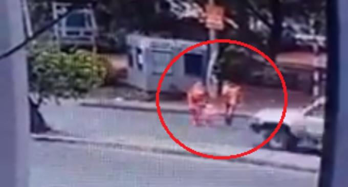 Madre de niña atropellada pide ayuda
