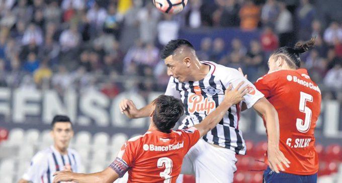 El gol de Tacuara hace historia en la Sudamericana
