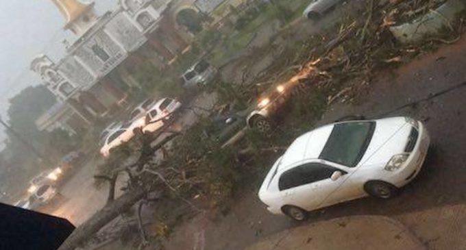 Más de mil casas sin luz y techo en Ciudad del Este
