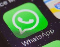 WhatsApp experimenta fallo en varios países