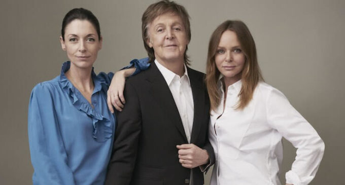 "Paul McCartney estrena documental ""libre de carne"""